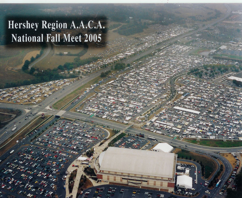 Hershey Car Show And Swap Meet